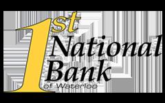 1st National Bank of Waterloo
