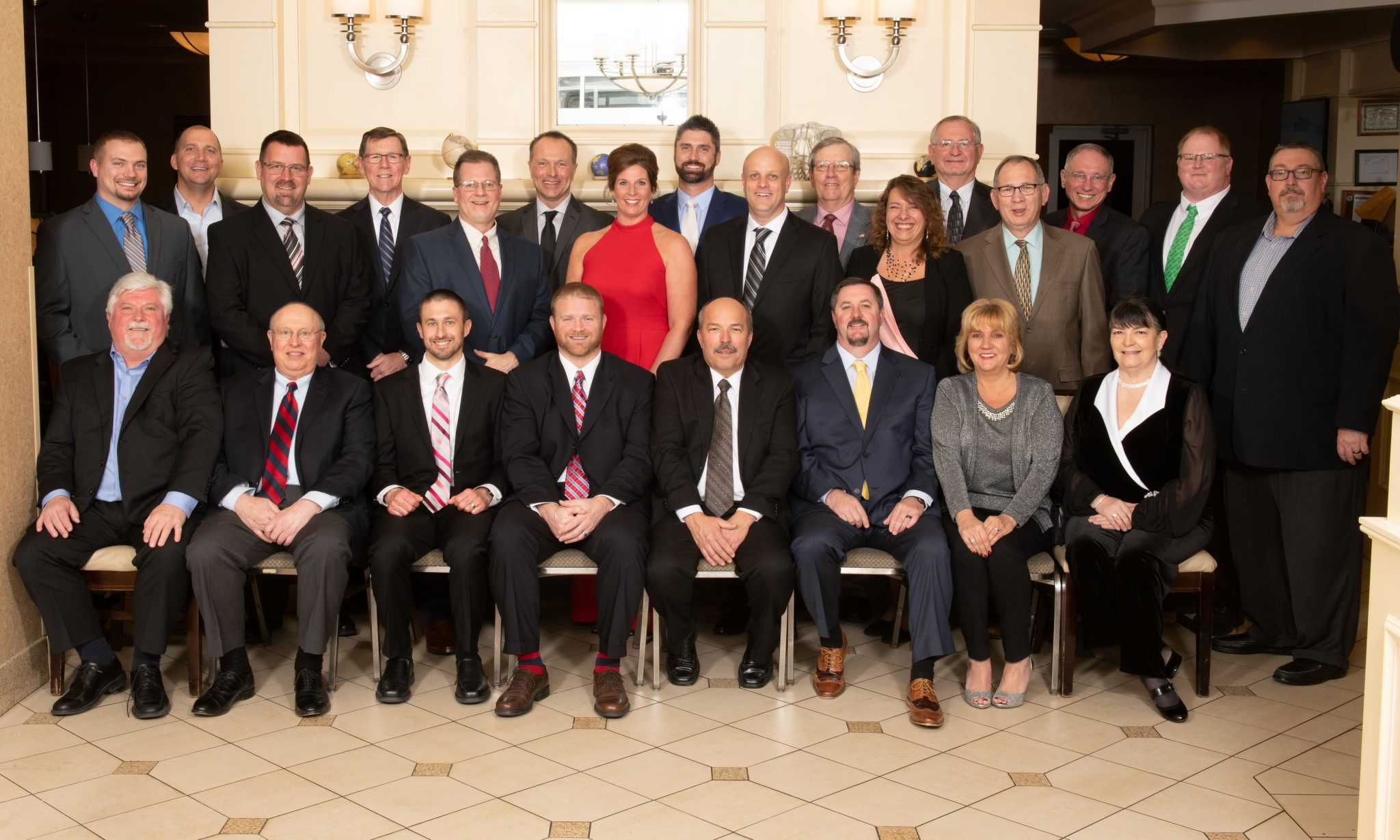 Staff and Board of Directors