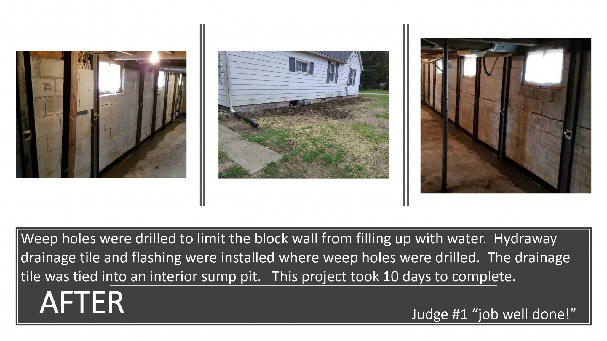 Structural repair & Waterproofing Renovation